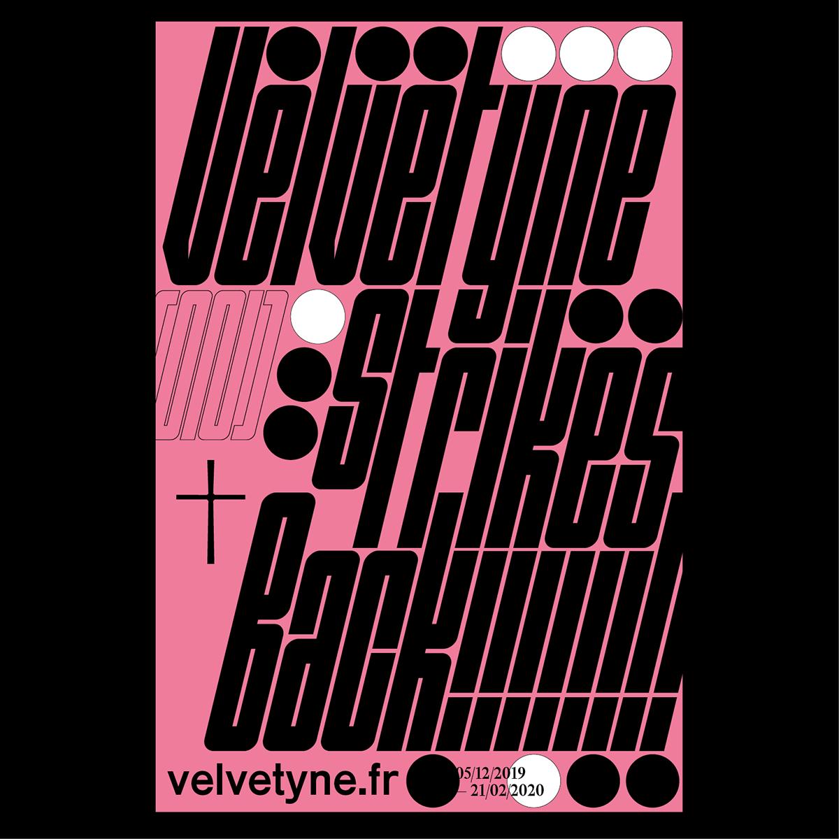 Velvetyne Strikes back