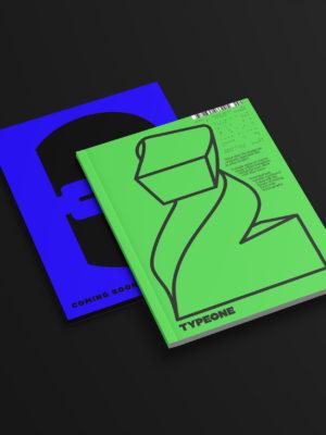 TYPEONE Magazine —Issue 02 and 3