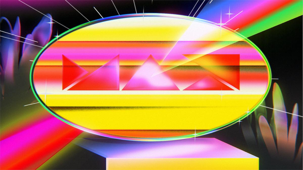 Adobe MAX logo visual asset, Mirage