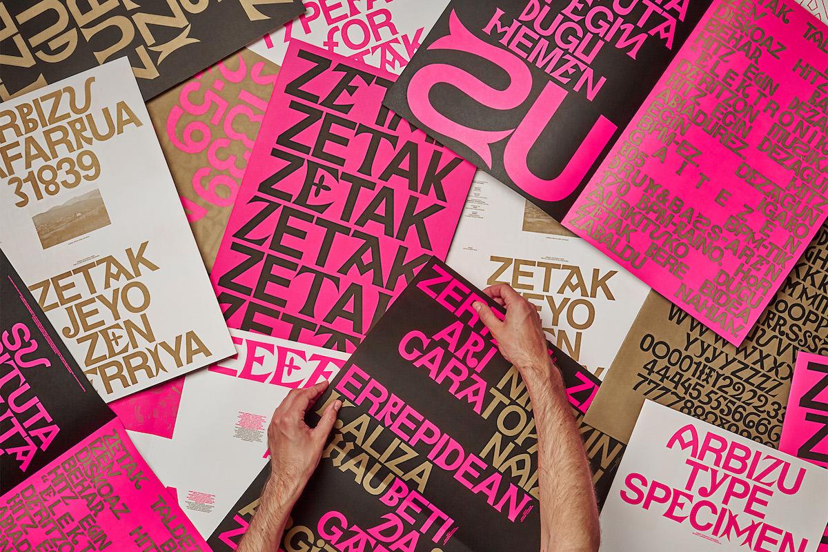Branding Voices + Typographic Identities