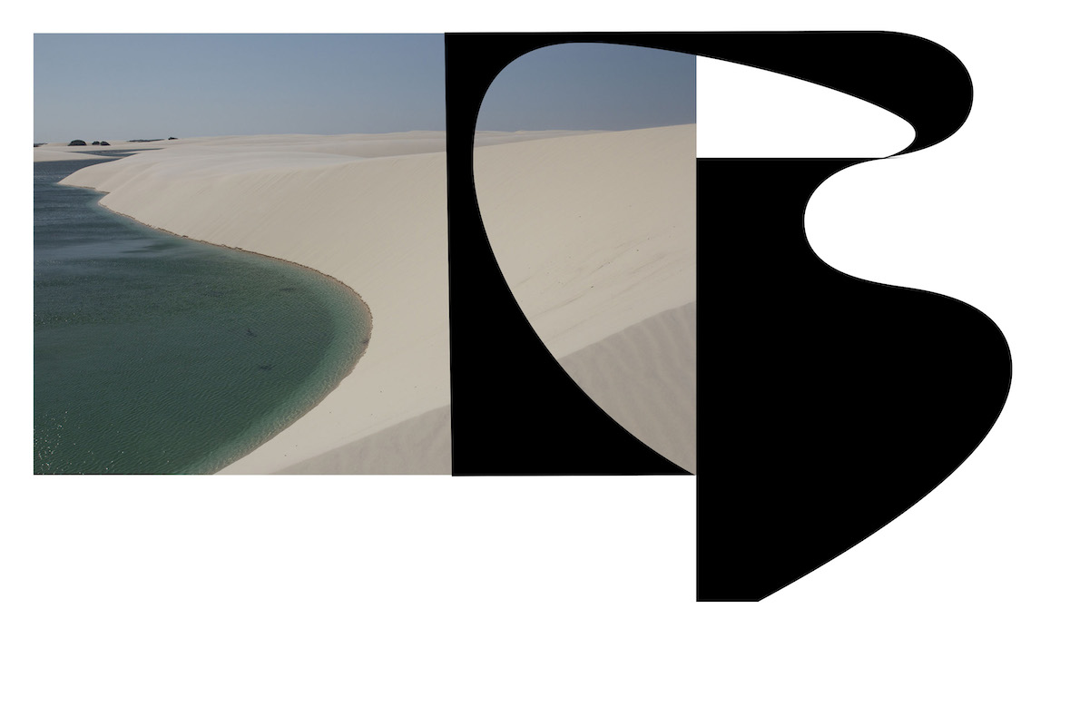 Letter 'B' new typographic work