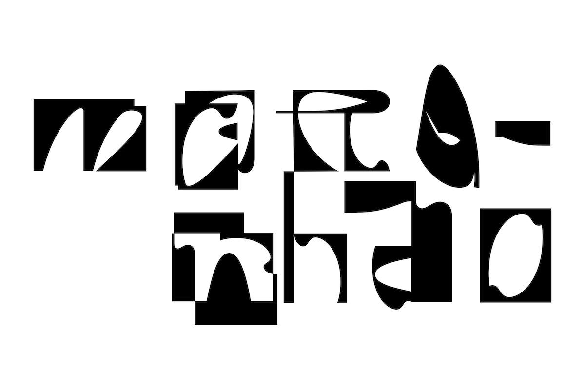 New typographic work