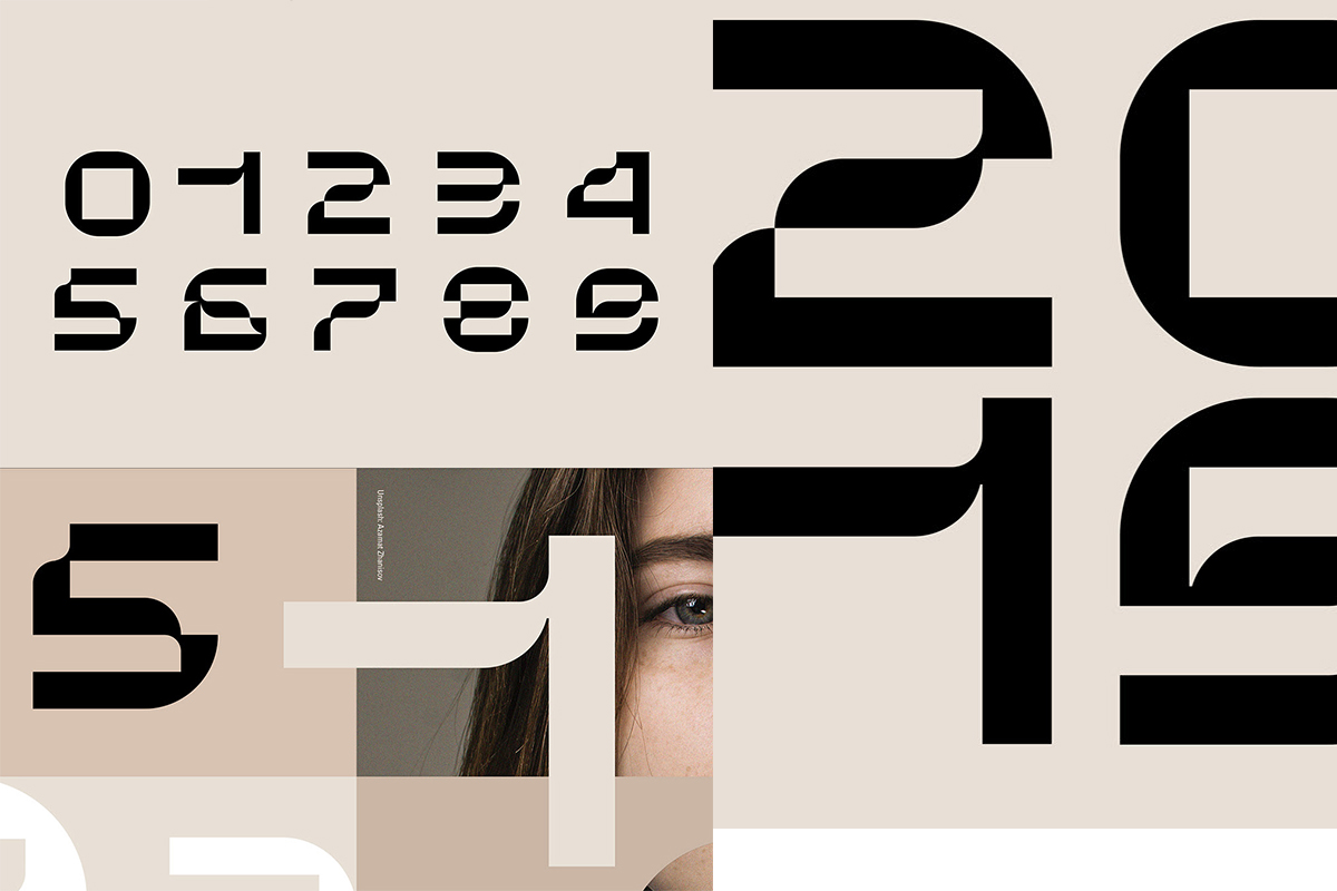 WIP font of Designer, Hust Wilson