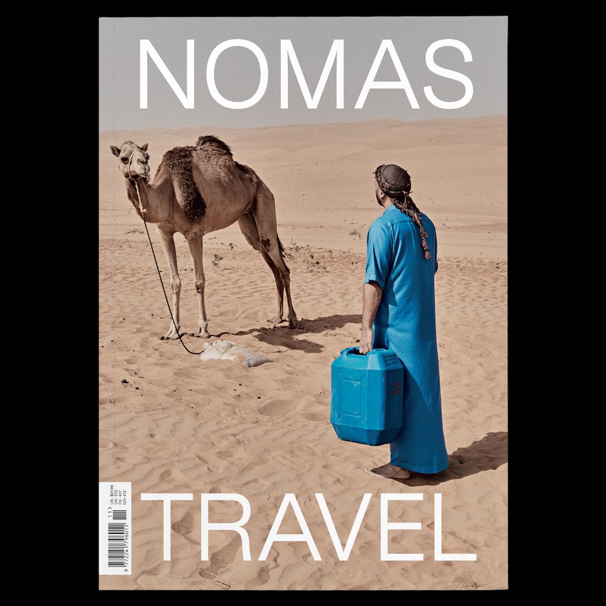 NOMAS Magazine cover