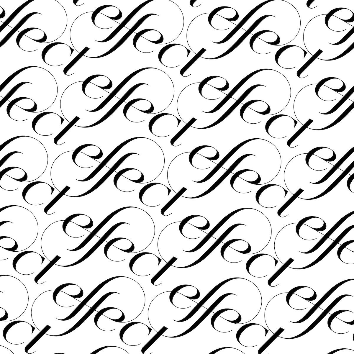 'Unnecessarily Infinite Effect' from Type Beasts Series