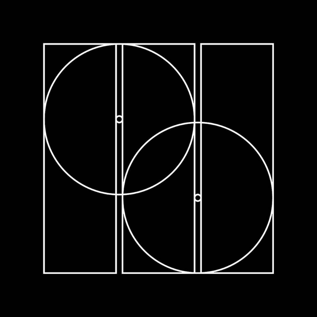 Night Variable Display Font Design