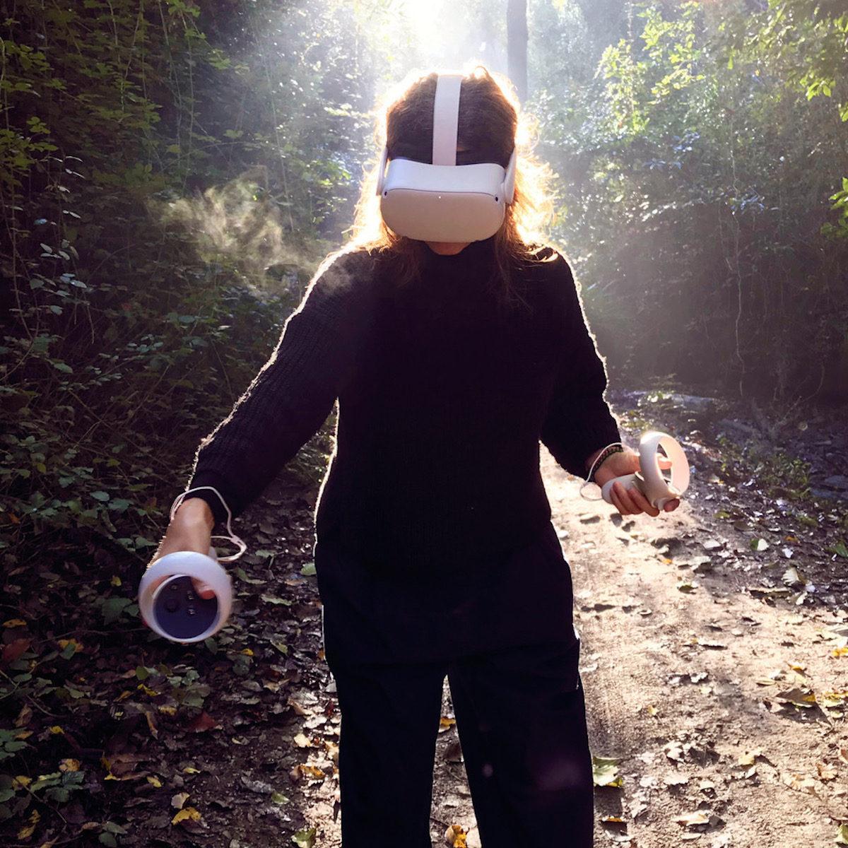 VR Painting Experience - Tatiana Halbach
