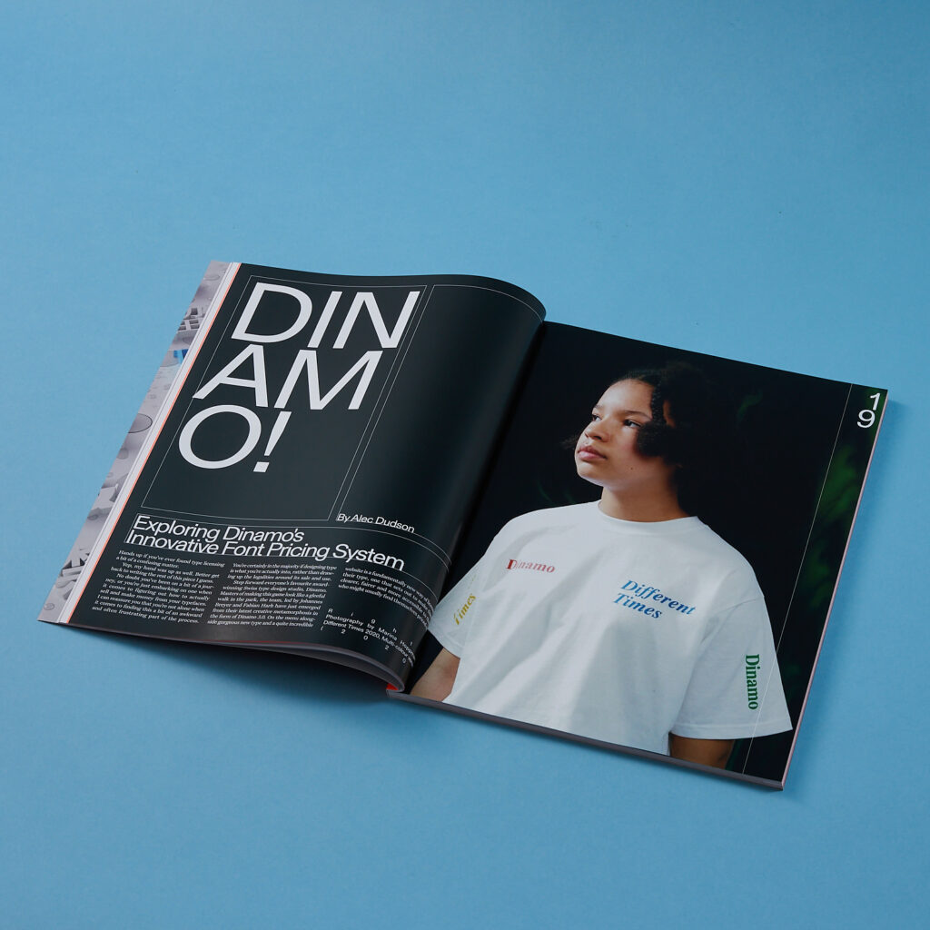 TYPEONE Magazine
