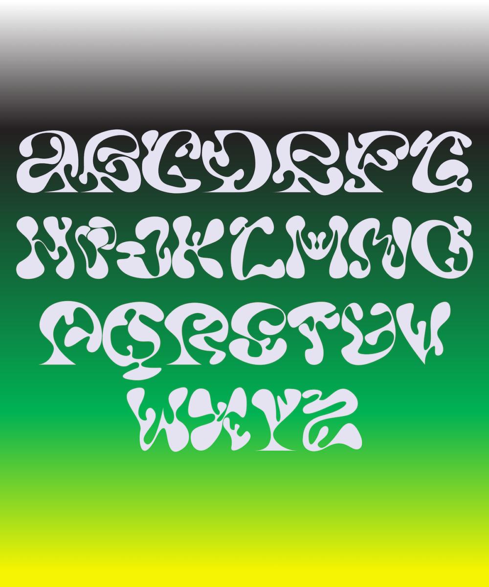 IDAF Typeface