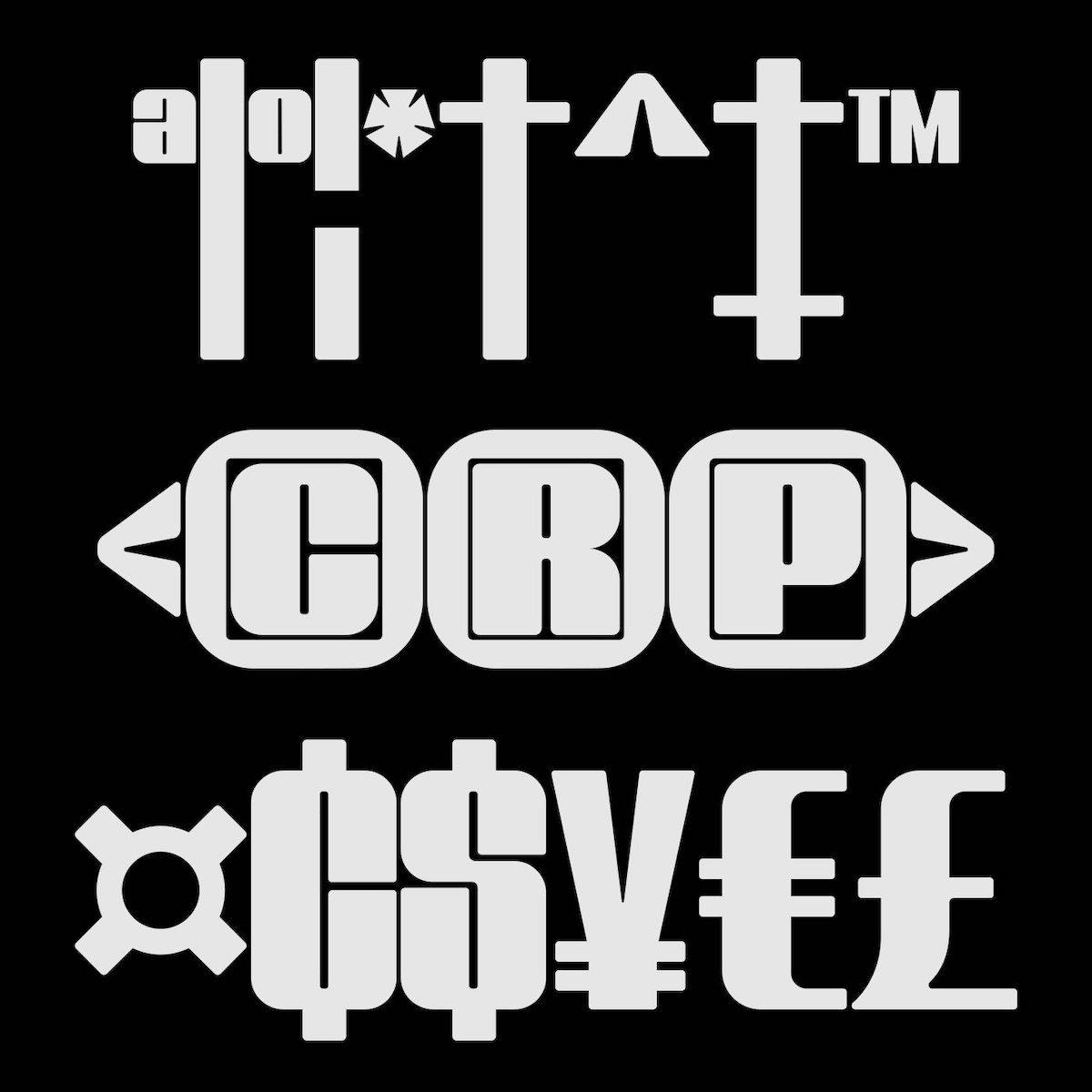 Evangelion Font Family symbols