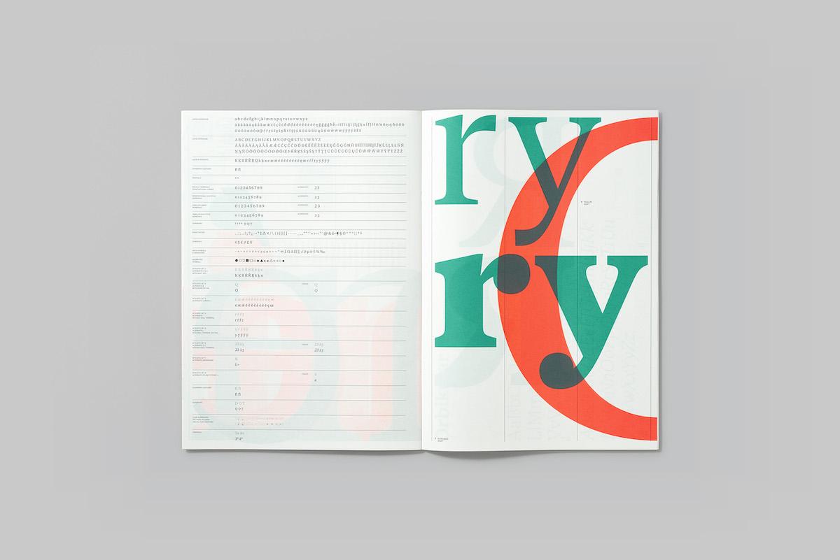 Orbikular Font Family Specimen