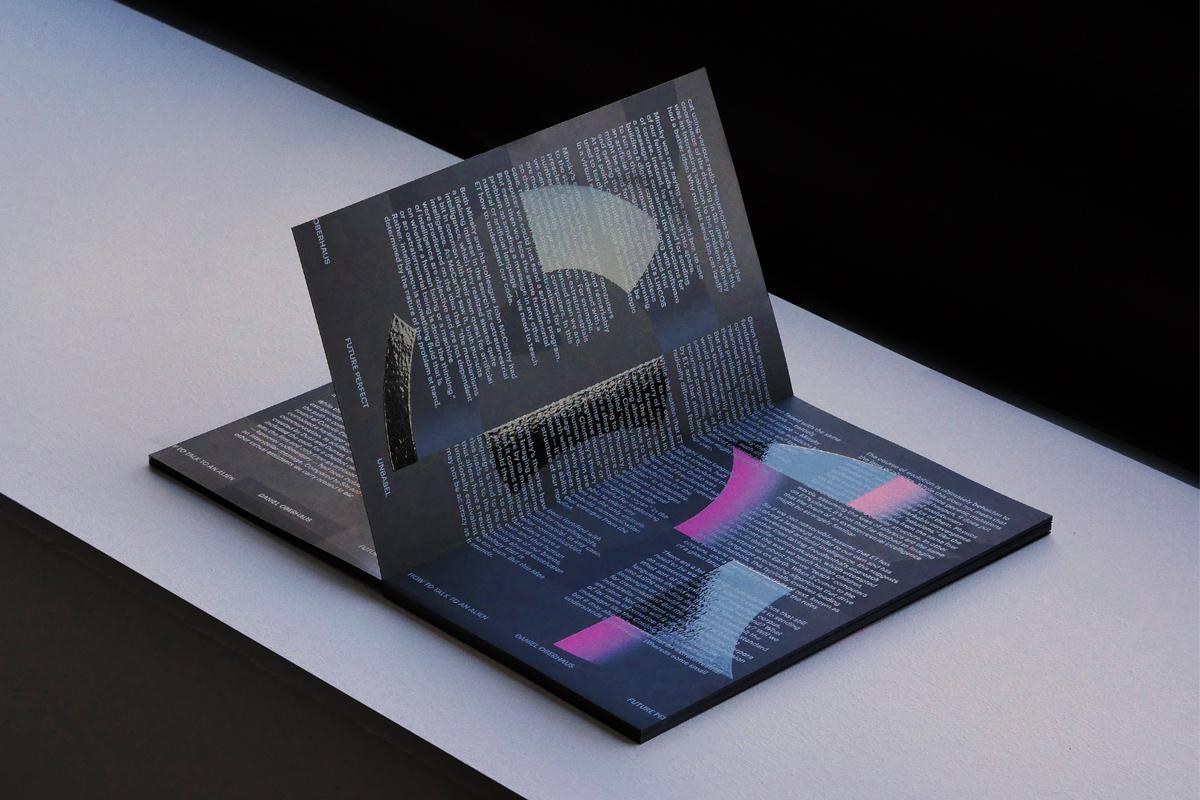 Future Perfect Magazine by Ana Resende + João Novais + The Royal Studio, 2020 Final object