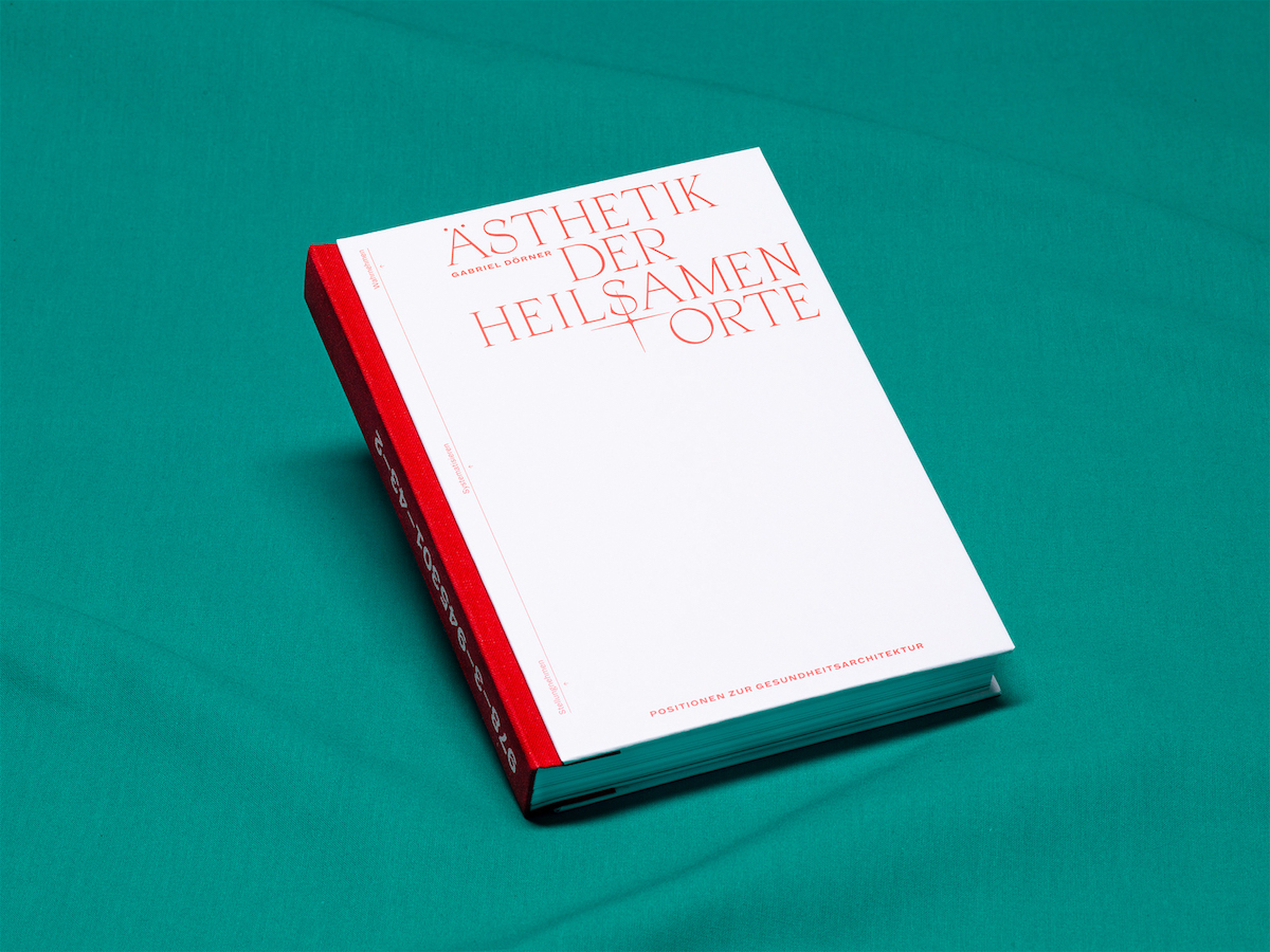 Blaze Type's Apoc font in-use, book design by Gabriel Dörner.