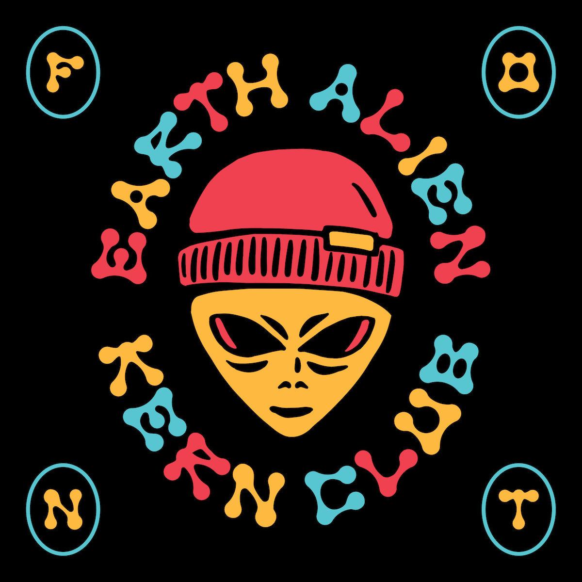 Kern Club Earth Alien font