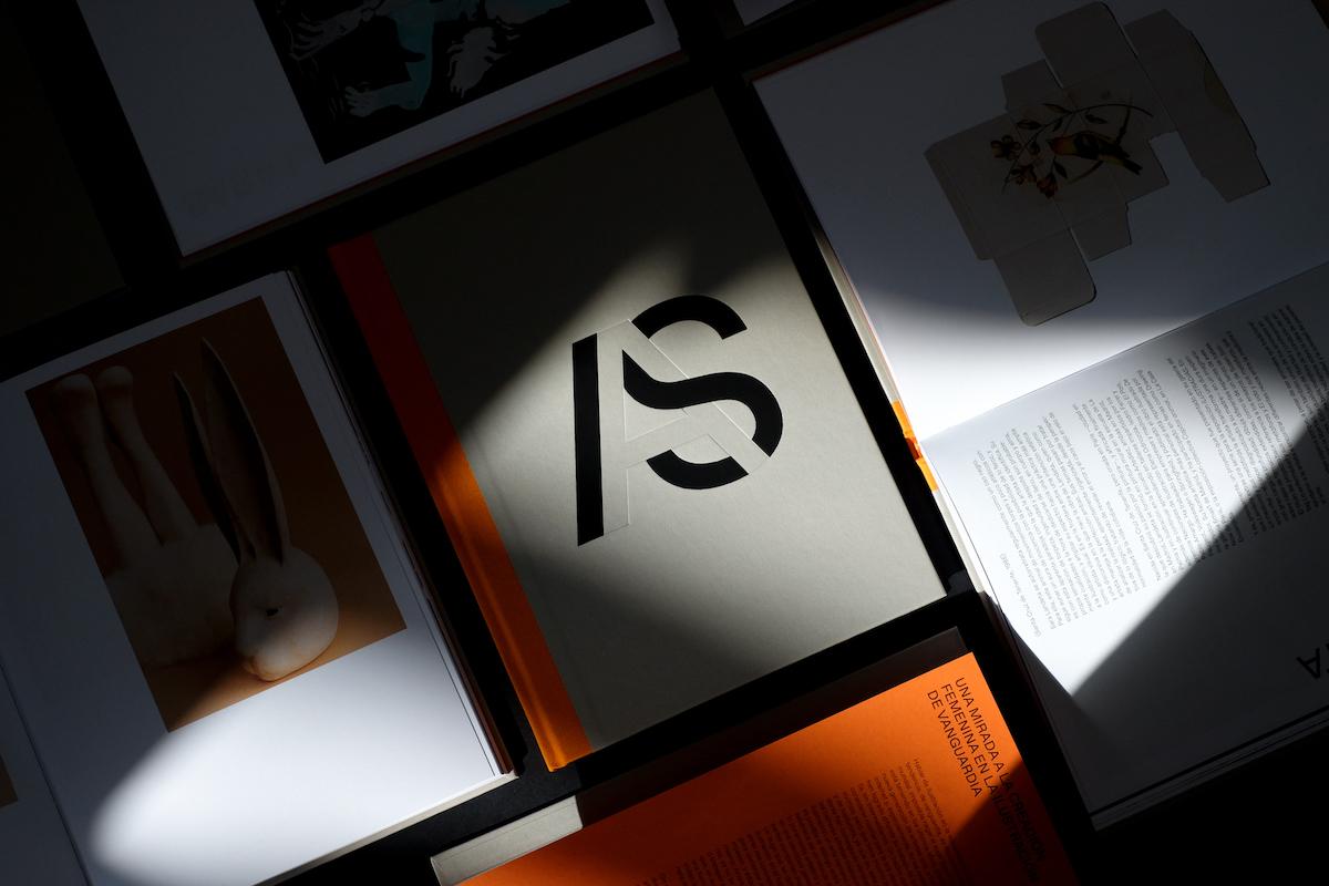 Exhibition visual identity & book design