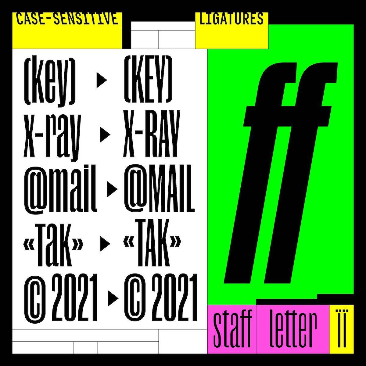 Segment B Typeface