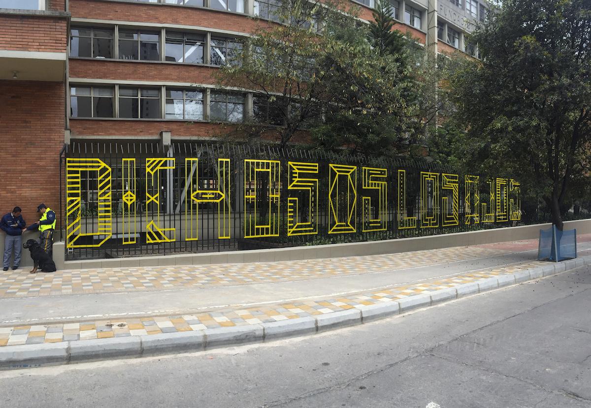 Type Of Tape Street Installation