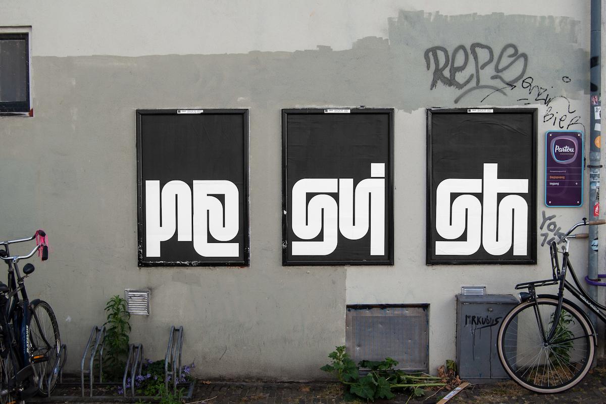 Rosdar Typeface