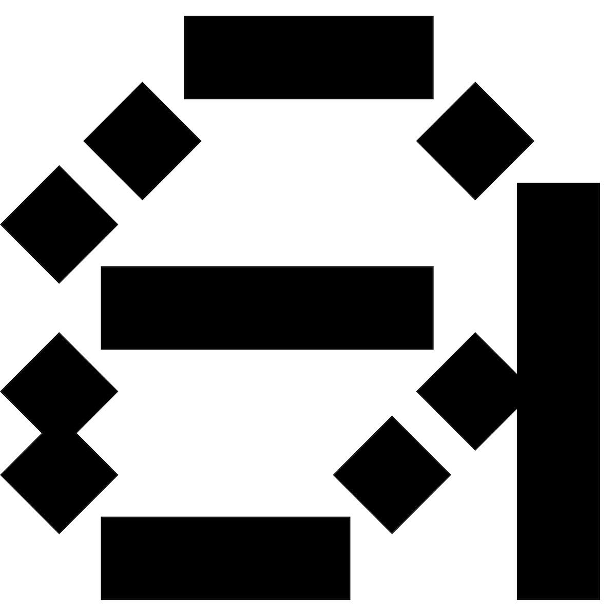 Analo Grotesk pixel font 'a'