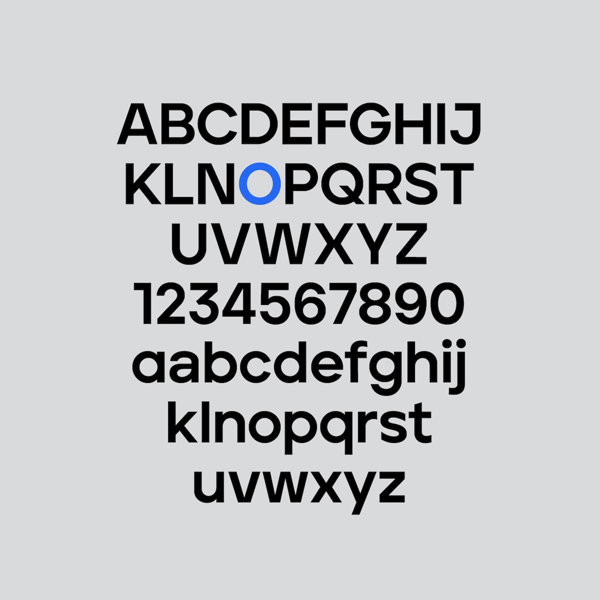 Jeko typeface