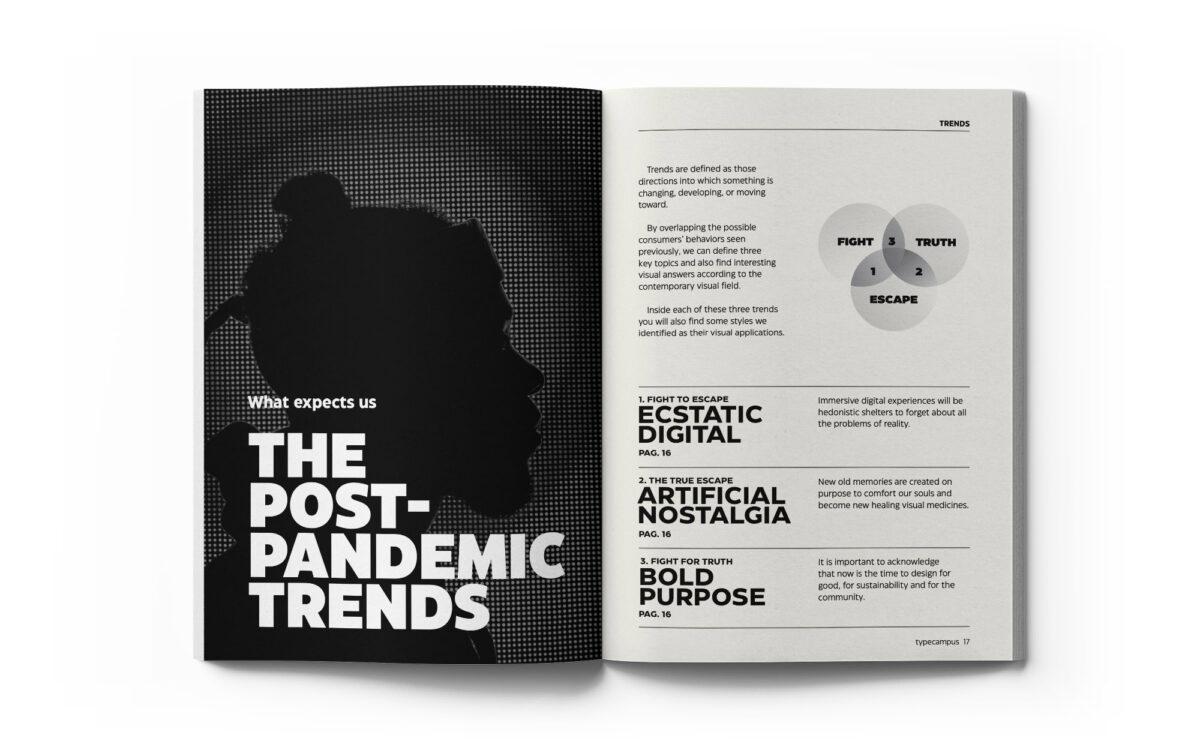 Zetafonts 2021 Type Trends Lookbook