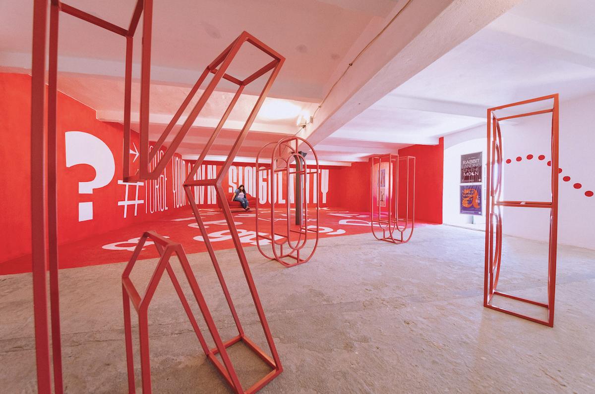 KOBU Foundry Type Factory Exhibition
