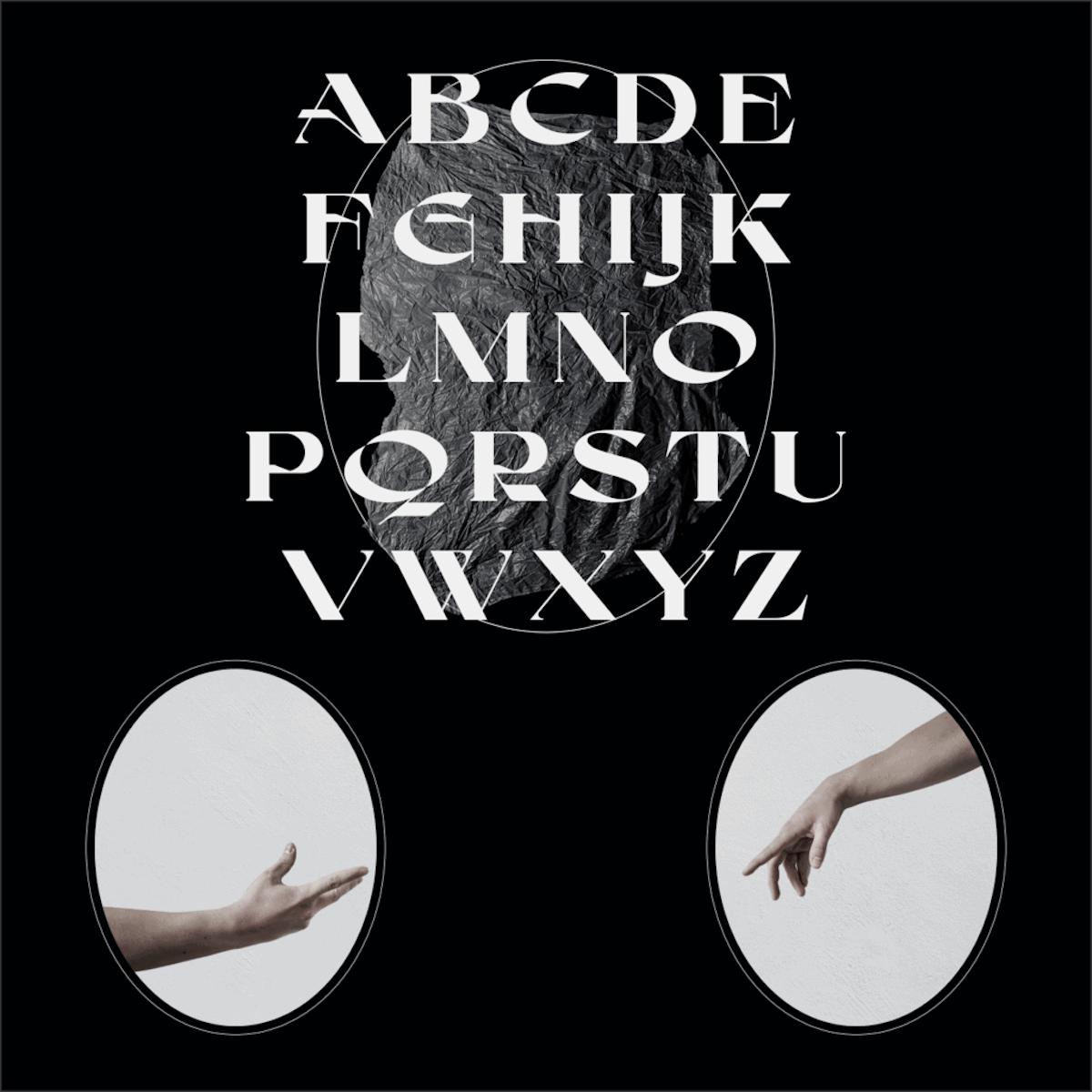 Voca Display Typeface –new typefaces on Type Department