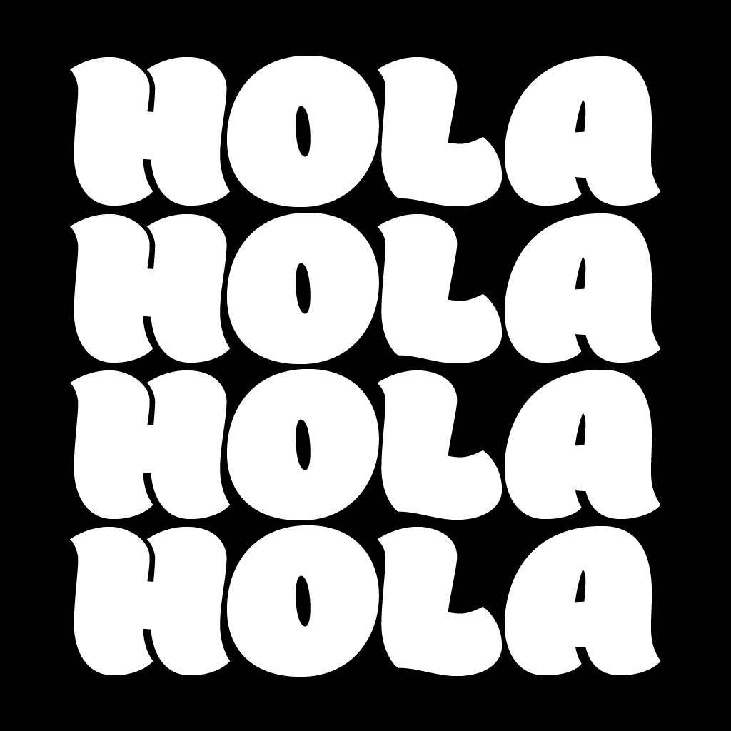 The first of Zetafonts' four new typefaces, Holden