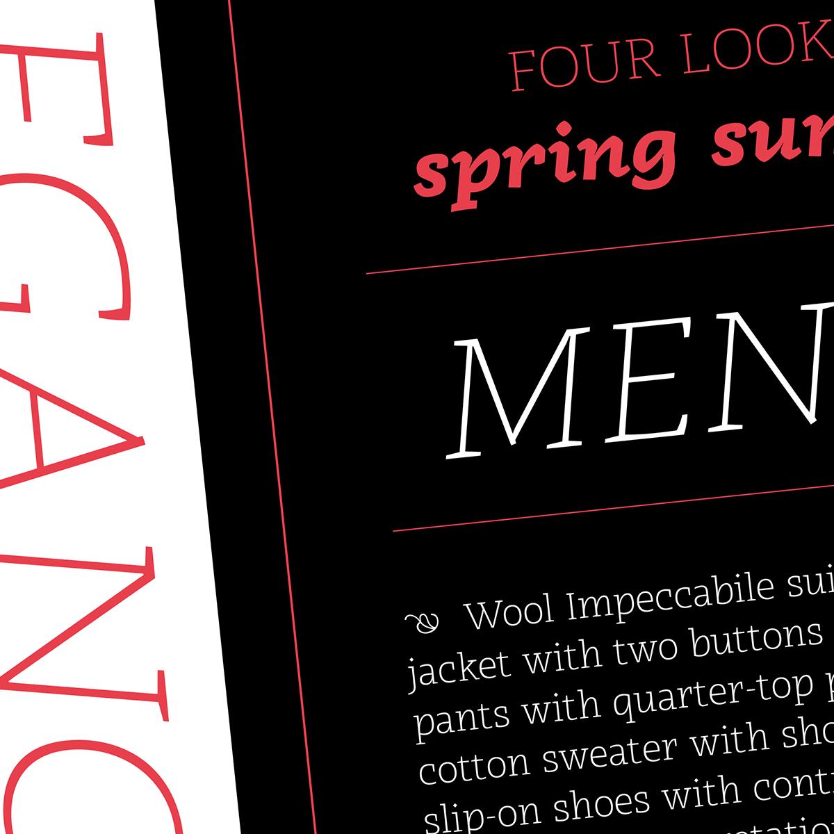 Zetafonts' new typeface Radcliffe