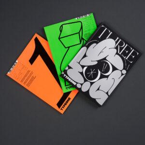 TYPEONE Magazine Bundle